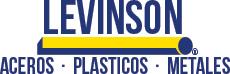 Levinson: Aceros, Plásticos, Metales