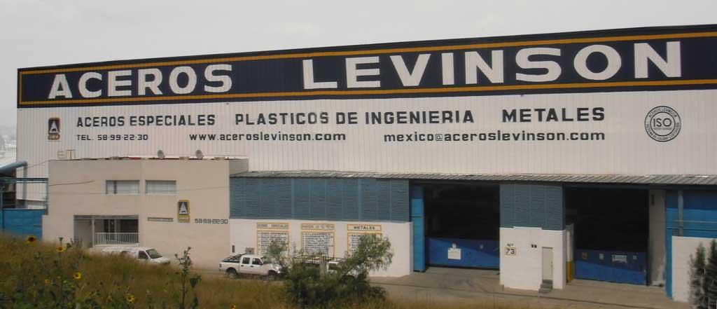Sucursal de Aceros Levinson en México